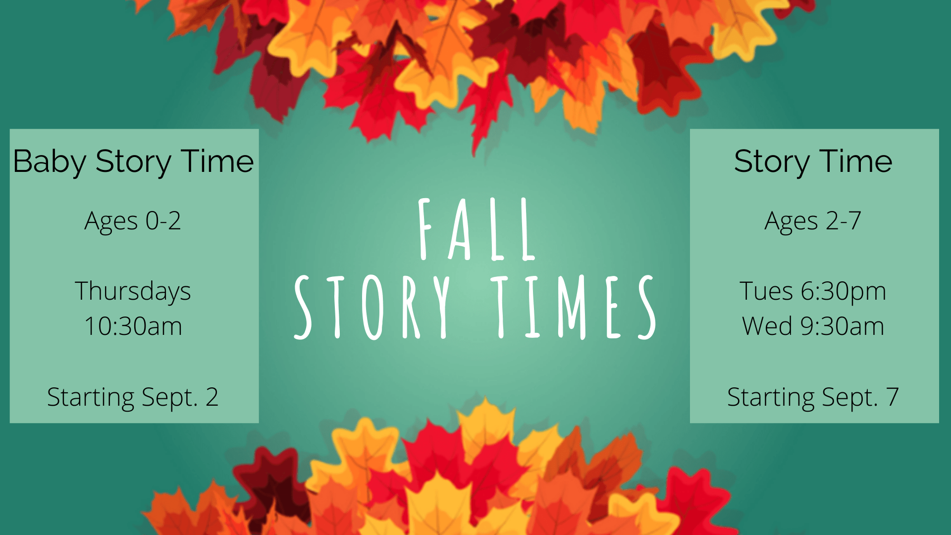 Fall Story TImes SS