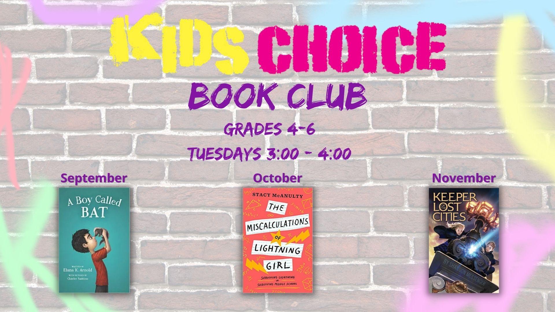 Kids' Choice YS