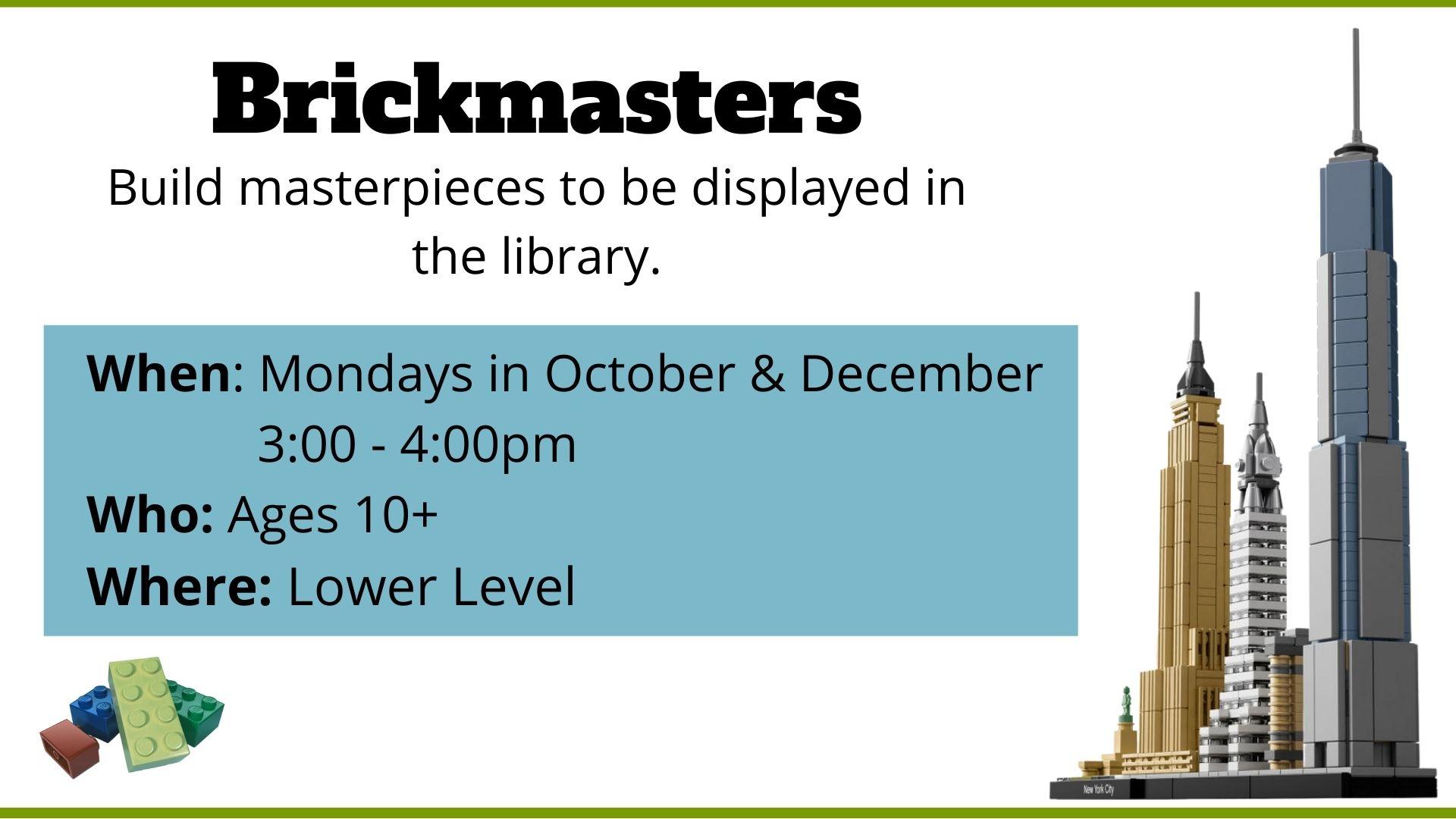 Brickmasters